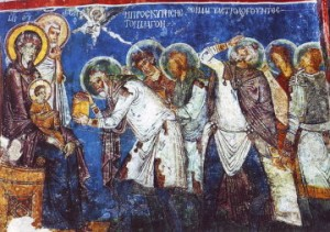 Trzech Króli, Kapadocja ok. XII w.