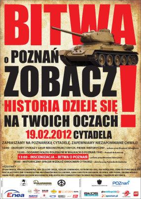 Bitwa o Poznań, 2012
