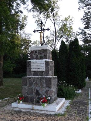 Mieczownica - Pomnik Powstańców Styczniowych