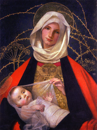 Stokes-Madonna_and_Child